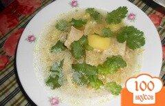 Фото рецепта: «Щи из квашеной капусты»