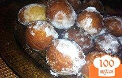 Фото рецепта: «Творожные пончики.»