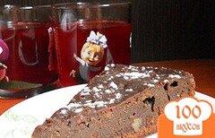Фото рецепта: «Брауни в мультиварке»