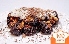 Фото рецепта: «Десерт с черносливом»
