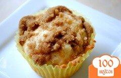 Фото рецепта: «Апельсиновые кексы»