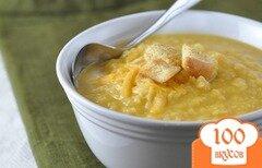 Фото рецепта: «Суп-пюре с цветной капустой»