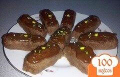 Фото рецепта: «Пирожное картошка»