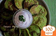 Фото рецепта: «Оладушки гороховые»