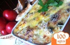 Фото рецепта: «Мидии в сырном соусе»