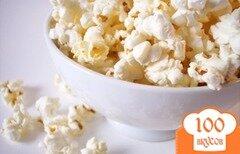 Фото рецепта: «Трехцветный попкорн»