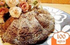 Фото рецепта: «Кекс без яиц»