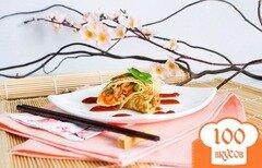 Фото рецепта: «Омлет с рисом по-японски»