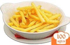 Фото рецепта: «Картофель фри в микроволновке»