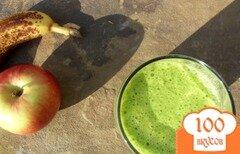 Фото рецепта: «Фруктовый сок на завтрак»