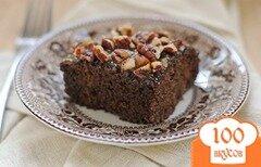 Фото рецепта: «Ореховый пирог»