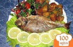 Фото рецепта: «Дорада по-мароккански»