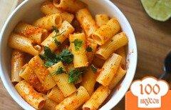 Фото рецепта: «Паста в перечном соусе»