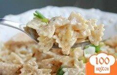 Фото рецепта: «Паста с курицей в креольском соусе»
