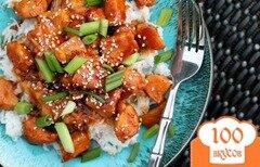 Фото рецепта: «Курица по-японски»