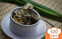 Фото рецепта: «Закусочные шампиньоны»