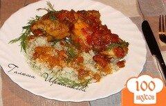 Фото рецепта: «Курица с овощами»