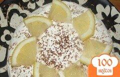 Фото рецепта: «Английский лимонный пирог»