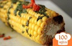 Фото рецепта: «Запеченная кукуруза в тайском стиле»