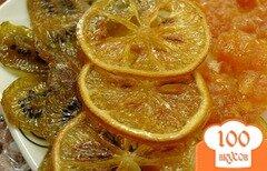 Фото рецепта: «Цукаты из фруктов»