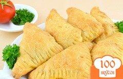 Фото рецепта: «Пирожки с капустой»