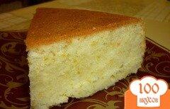 Фото рецепта: «Творожный кекс в мультиварке»