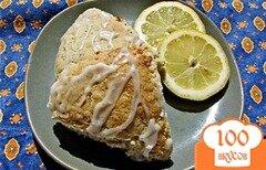 Фото рецепта: «Лимонные булочки с маком»