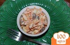 Фото рецепта: «Морковный салат с ананасом»