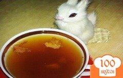 Фото рецепта: «Имбирный чай с клубникой»