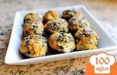 Фото рецепта: «Фаршированные грибы в духовке»