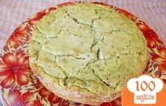 Фото рецепта: «Несладка творожная запеканка с зеленью»