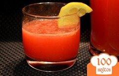 Фото рецепта: «Арбузный лимонад»
