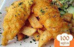 Фото рецепта: «Рыба по-английски»