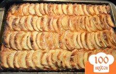 Фото рецепта: «Яблочная пицца»