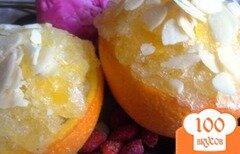 Фото рецепта: «Ананасно-апельсиновый сорбе»