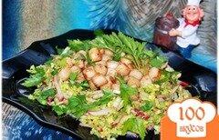 Фото рецепта: «Оригинальный салат «Морской бриз»»