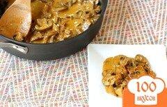 Фото рецепта: «Грибы в пивном соусе»