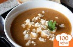 Фото рецепта: «Суп-пюре из печеных баклажанов»