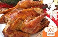 "Фото рецепта: «Запечённая курица в стиле ""Zuni Cafe""»"