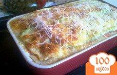 Фото рецепта: «Кабачковая лазанья»