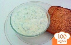 Фото рецепта: «Йогуртовый соус сюзьма»