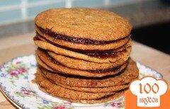 Фото рецепта: «Печенье с джемом»