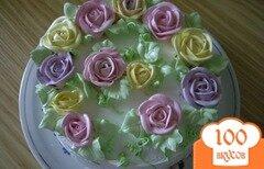 Фото рецепта: «Просто торт, просто к чаю!!!»