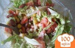 Фото рецепта: «Китайский салат»