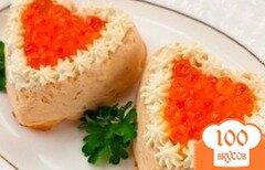 Фото рецепта: «Суфле из семги»