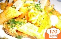 Фото рецепта: «А-ля Паста куриная с овощами»