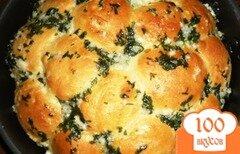 Фото рецепта: «Пампушки с чесноком»