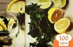 Фото рецепта: «Безалкогольный мохито»