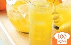 Фото рецепта: «Цитрусовый лимонад»