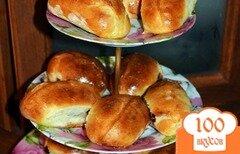 Фото рецепта: «Пирожки с вишней»